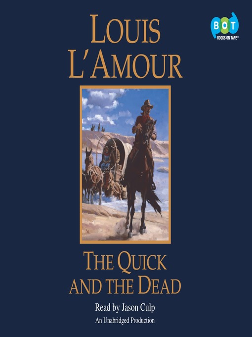 Title details for The Quick and the Dead by Louis L'Amour - Wait list