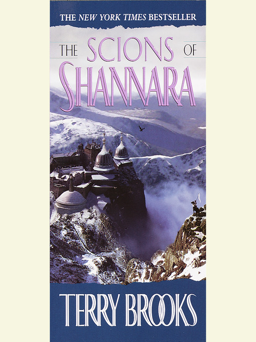Title details for The Scions of Shannara by Terry Brooks - Wait list