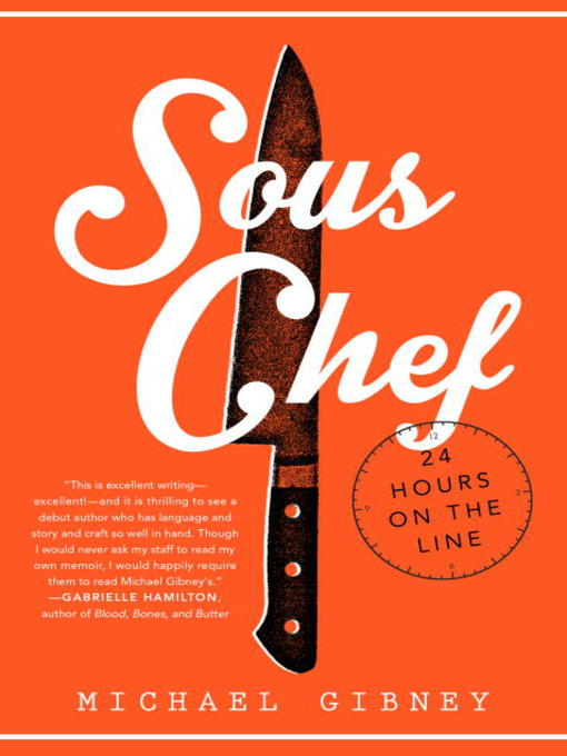 Title details for Sous Chef by Michael Gibney - Available