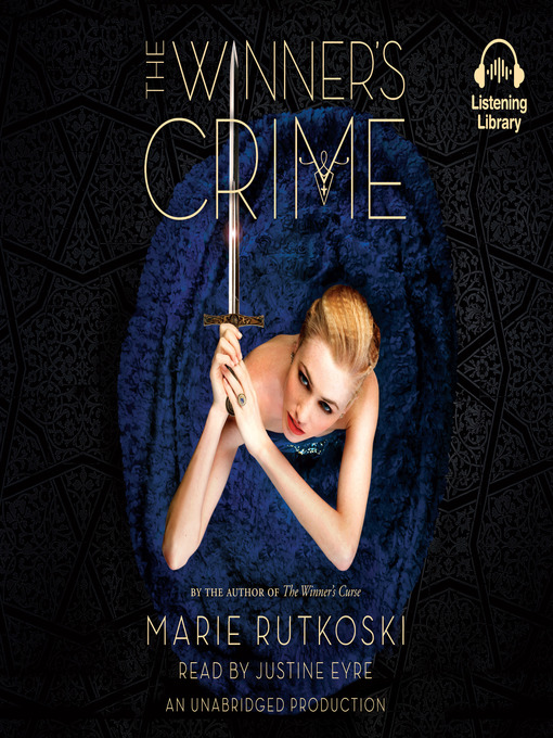 Title details for The Winner's Crime by Marie Rutkoski - Wait list