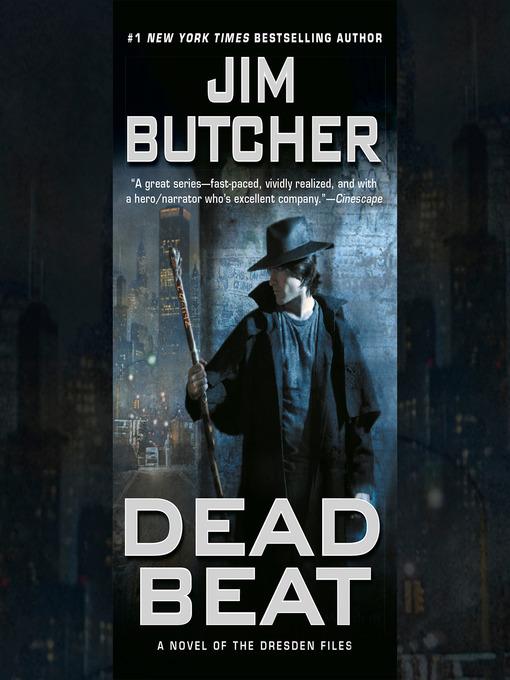 Title details for Dead Beat by Jim Butcher - Wait list