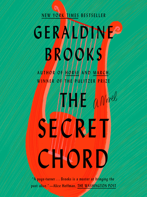 Title details for The Secret Chord by Geraldine Brooks - Wait list