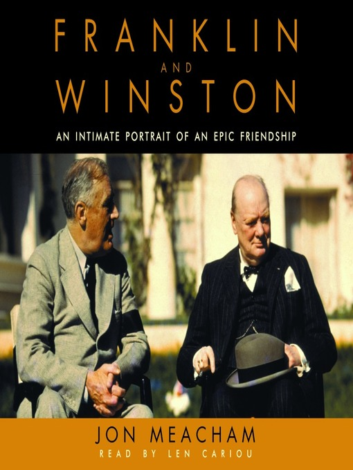 Title details for Franklin and Winston by Jon Meacham - Available