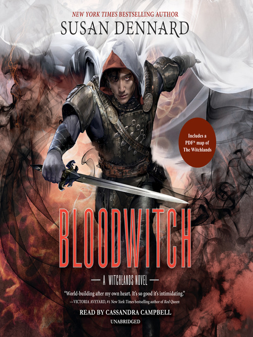 Title details for Bloodwitch by Susan Dennard - Wait list