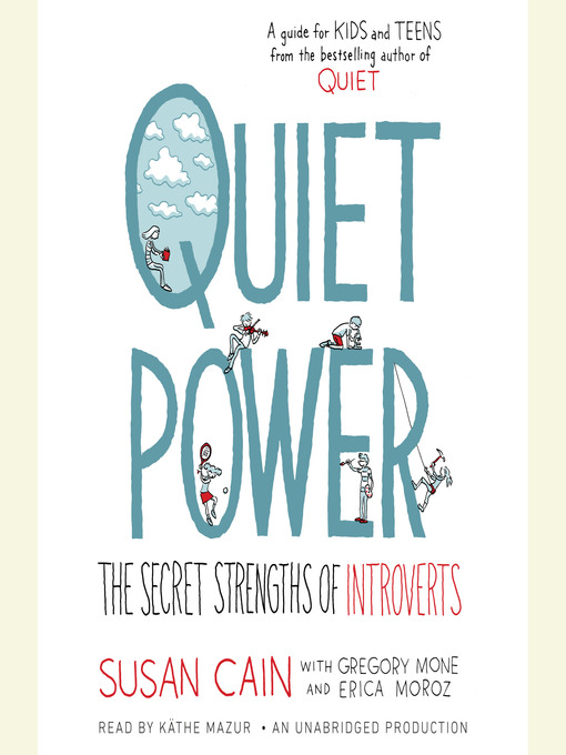 Title details for Quiet Power by Susan Cain - Available
