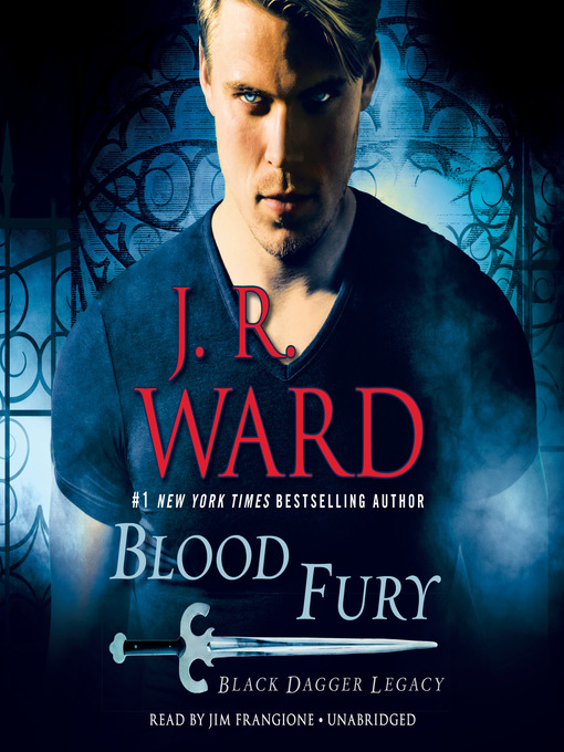 Cover of Blood Fury