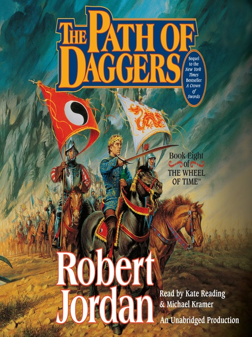 Title details for The Path of Daggers by Robert Jordan - Wait list