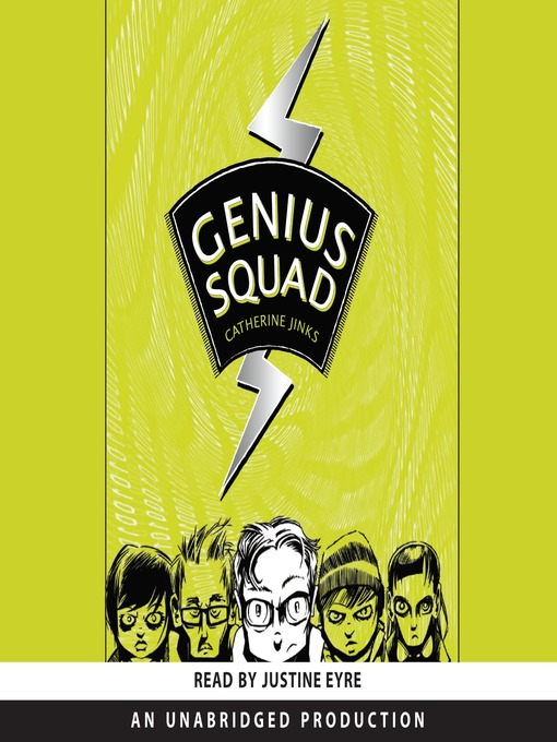 Title details for Genius Squad by Catherine Jinks - Available