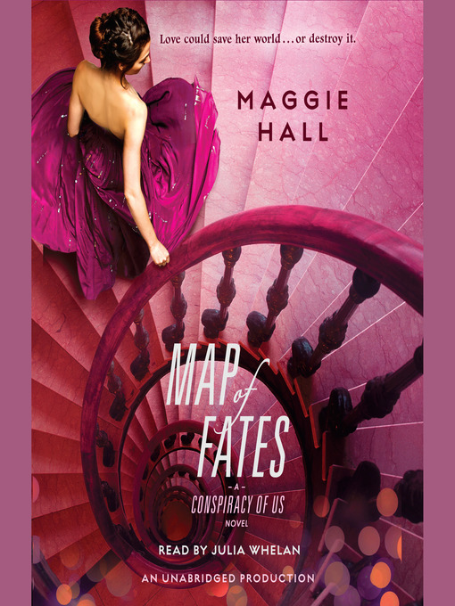 Title details for Map of Fates by Maggie Hall - Wait list