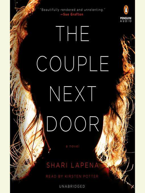 The Couple Next Door by Shari Lapena (2016, Hardcover)