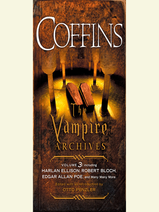 Title details for Coffins by Otto Penzler - Available