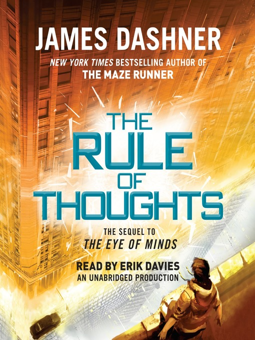 Title details for The Rule of Thoughts by James Dashner - Available