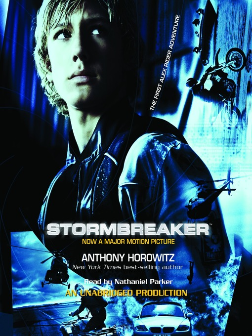 Cover of Stormbreaker