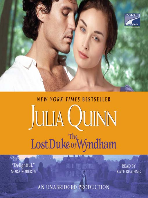 Title details for The Lost Duke of Wyndham by Julia Quinn - Wait list