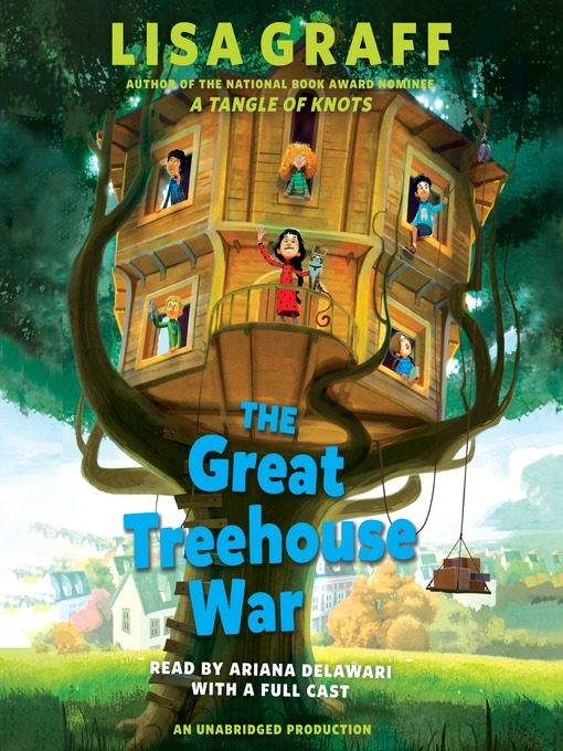 Cover of The Great Treehouse War