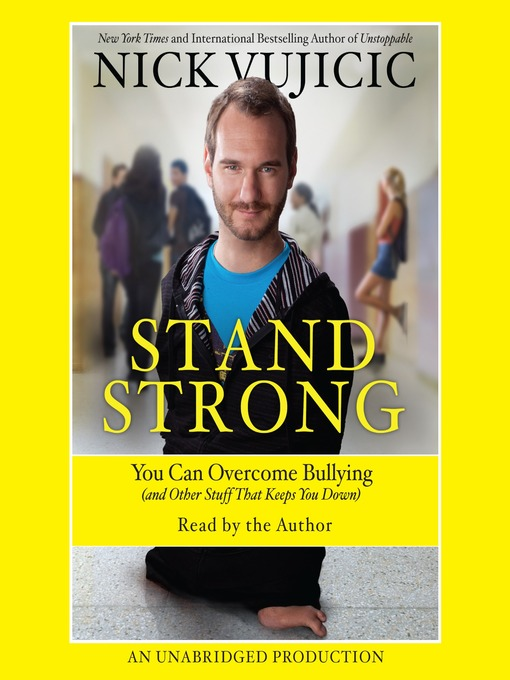 Title details for Stand Strong by Nick Vujicic - Wait list