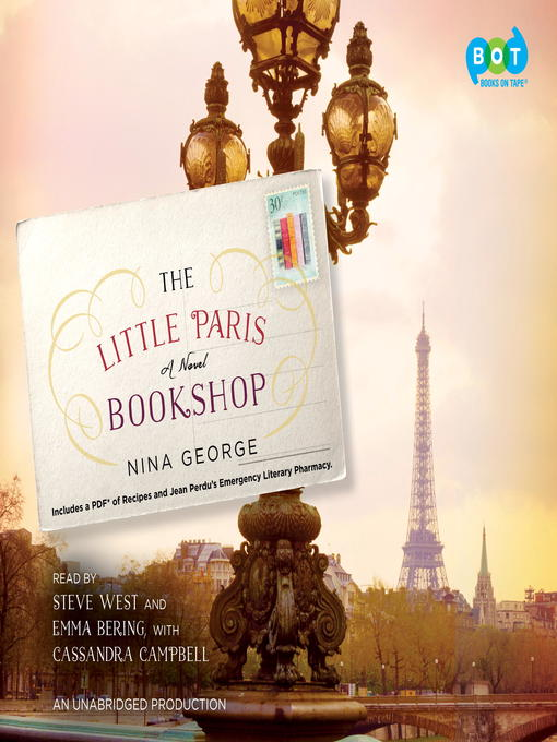 Détails du titre pour The Little Paris Bookshop par Nina George - Disponible