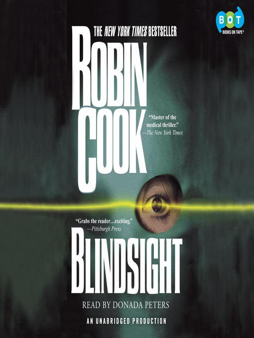 Title details for Blindsight by Robin Cook - Wait list