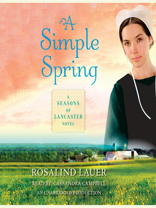 Title details for A Simple Spring by Rosalind Lauer - Wait list