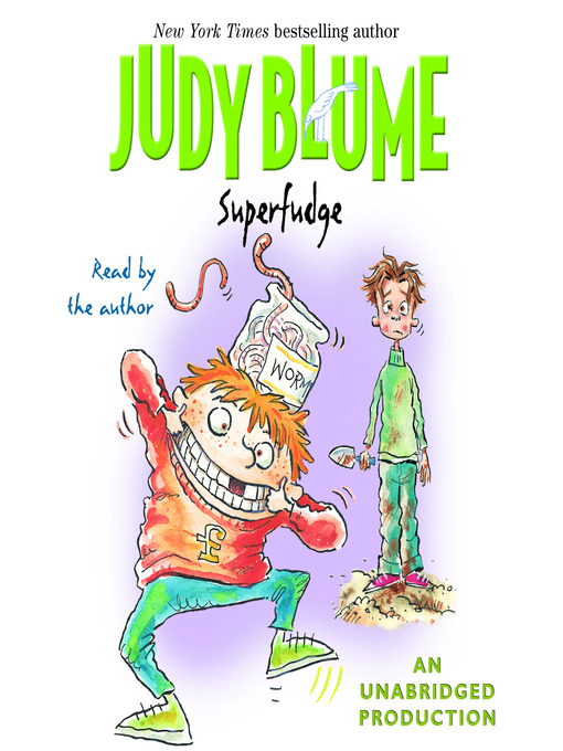 Title details for Superfudge by Judy Blume - Wait list