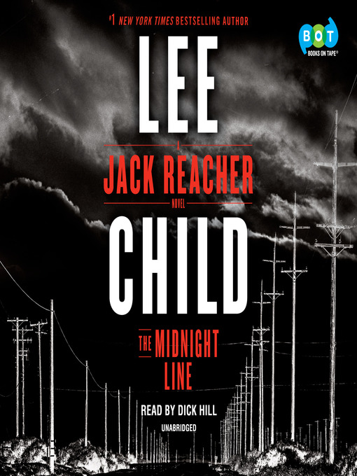 The midnight line : a Jack Reacher novel