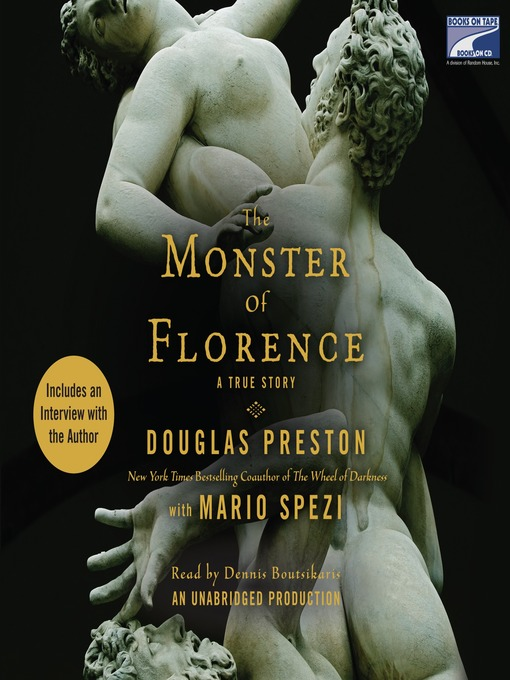 Title details for The Monster of Florence by Douglas Preston - Available