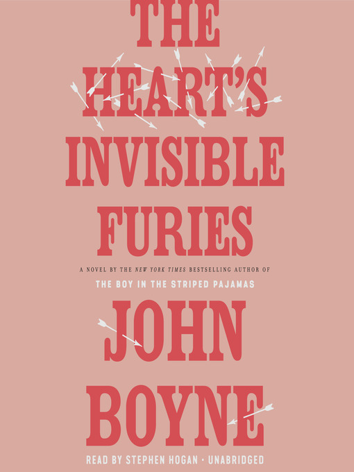 Title details for The Heart's Invisible Furies by John Boyne - Wait list