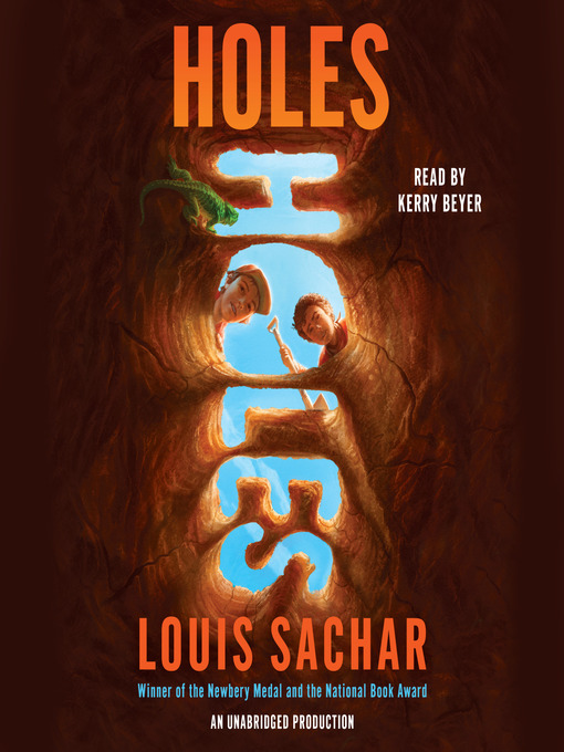 Title details for Holes by Louis Sachar - Available