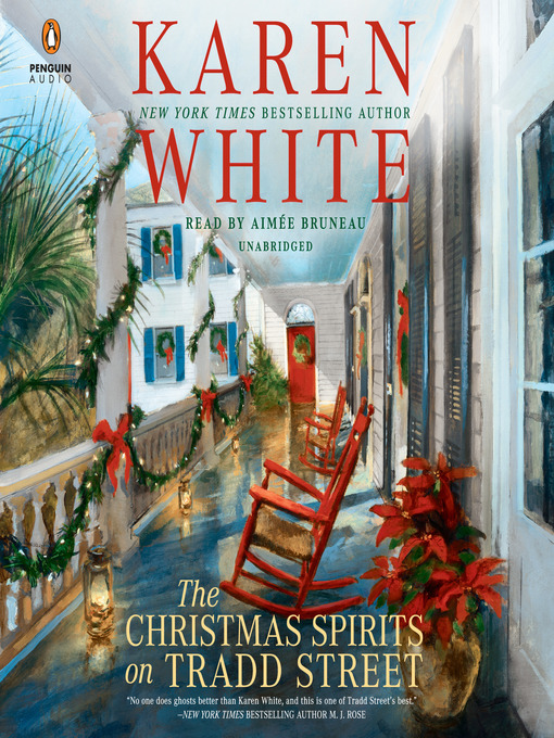 Title details for The Christmas Spirits on Tradd Street by Karen White - Available