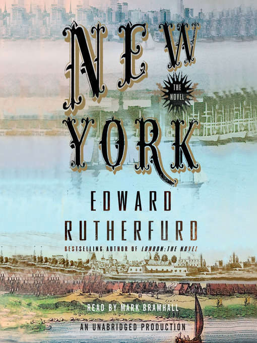 Title details for New York by Edward Rutherfurd - Wait list