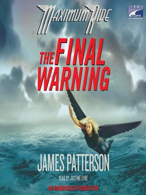 Title details for The Final Warning by James Patterson - Wait list