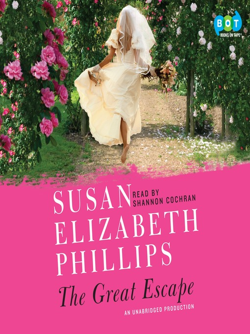Title details for The Great Escape by Susan Elizabeth Phillips - Wait list