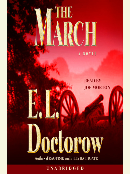 Title details for The March by E.L. Doctorow - Wait list