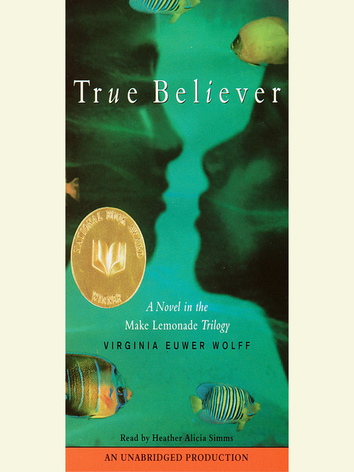 Cover of True Believer