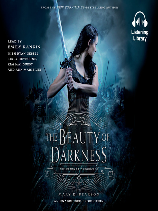 Title details for The Beauty of Darkness by Mary E. Pearson - Wait list