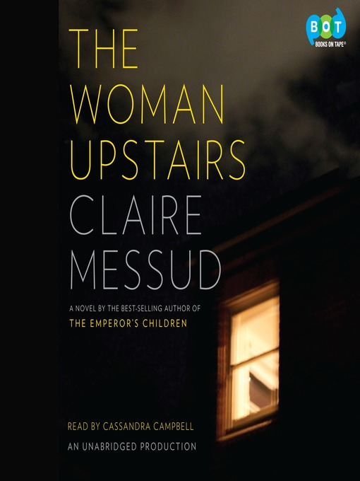 Cover of The Woman Upstairs