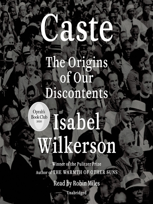 Title details for Caste (Oprah's Book Club) by Isabel Wilkerson - Wait list