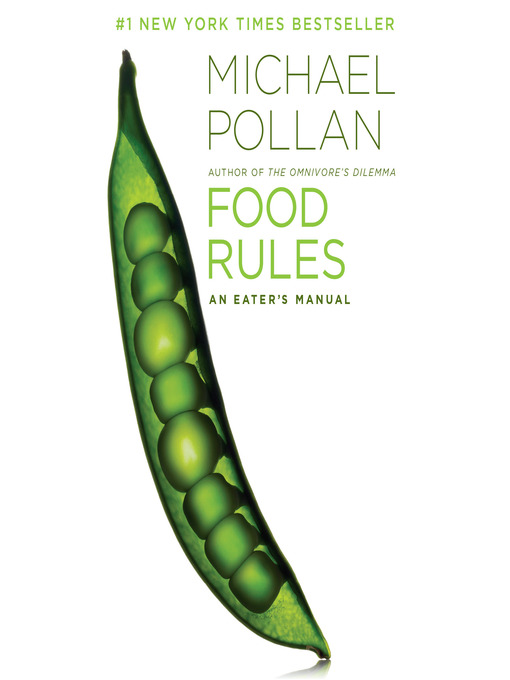 Title details for Food Rules by Michael Pollan - Available