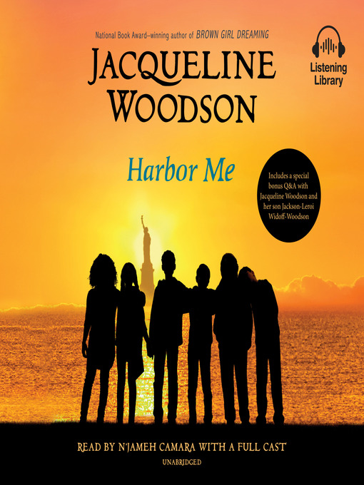 Title details for Harbor Me by Jacqueline Woodson - Wait list