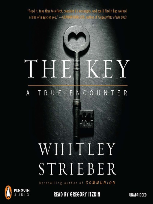 Title details for The Key by Whitley Strieber - Available