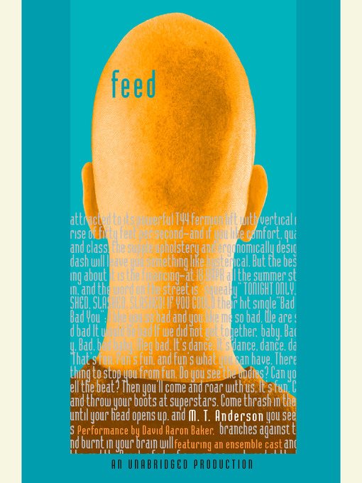 Title details for Feed by M.T. Anderson - Wait list