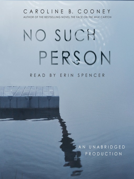 Title details for No Such Person by Caroline B. Cooney - Wait list