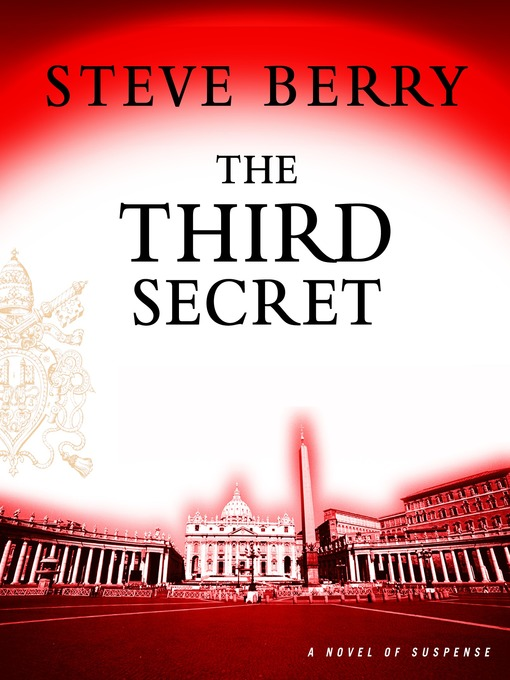 Title details for The Third Secret by Steve Berry - Wait list