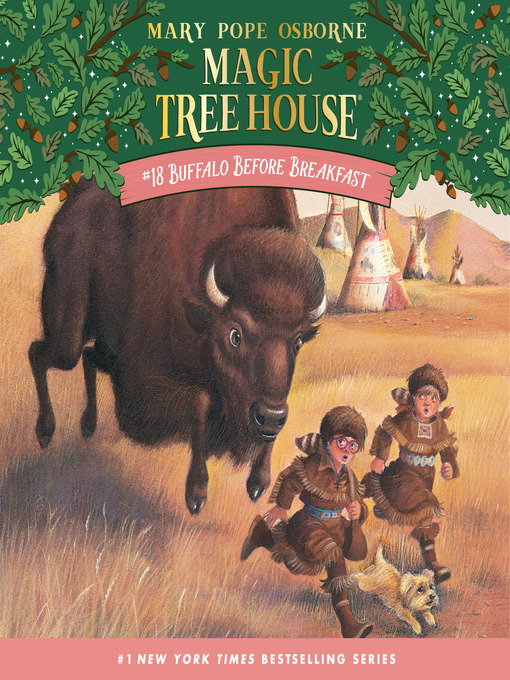 Title details for Buffalo Before Breakfast by Mary Pope Osborne - Wait list