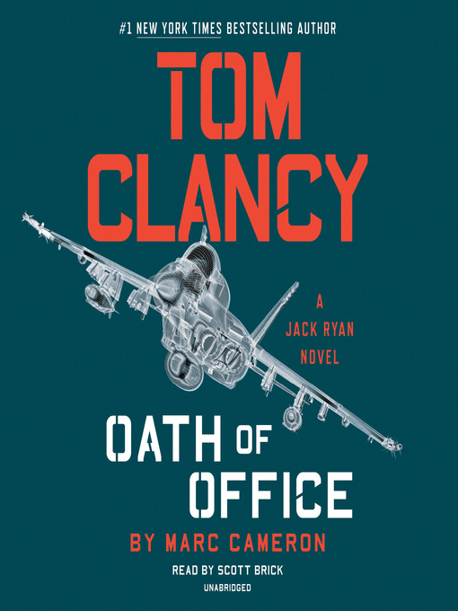Title details for Oath of Office by Marc Cameron - Wait list