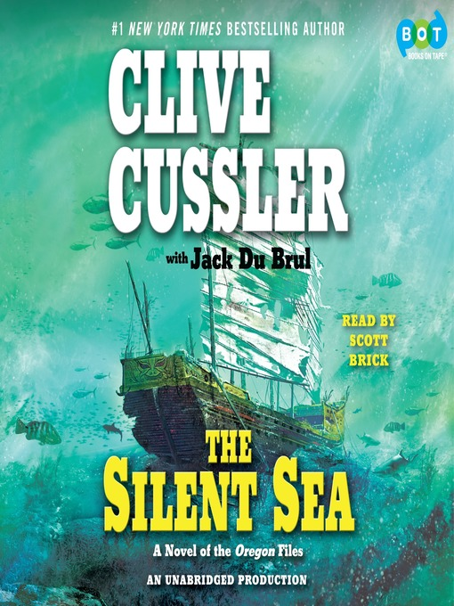 Title details for The Silent Sea by Clive Cussler - Available