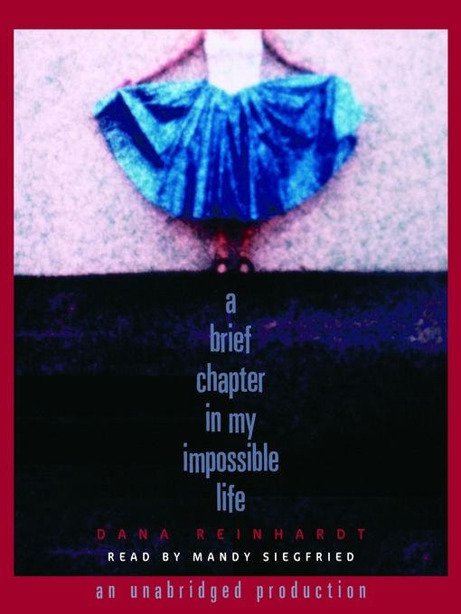 Cover of A Brief Chapter in My Impossible Life