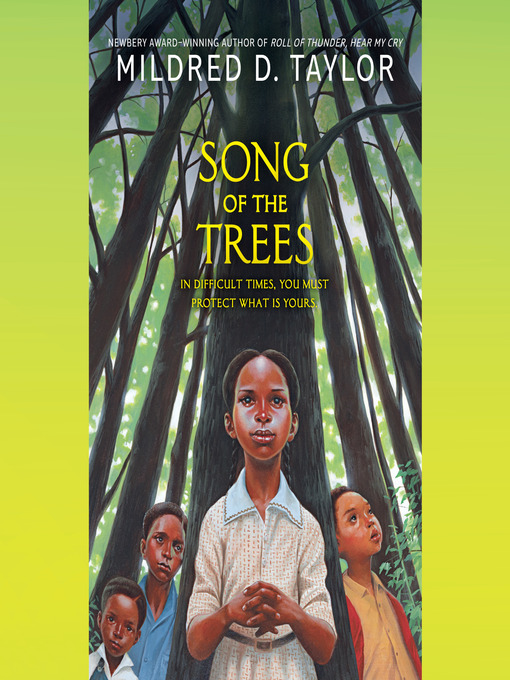 Title details for Song of the Trees by Mildred D. Taylor - Available