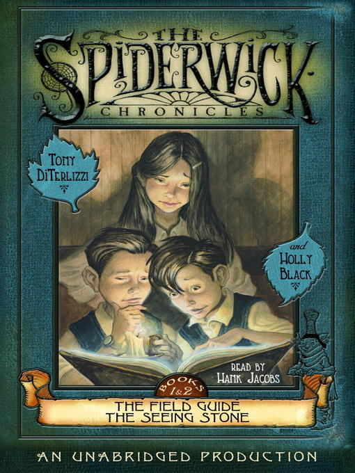 Title details for The Spiderwick Chronicles, Volume I by Holly Black - Wait list