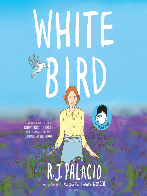 Cover image for book: White Bird